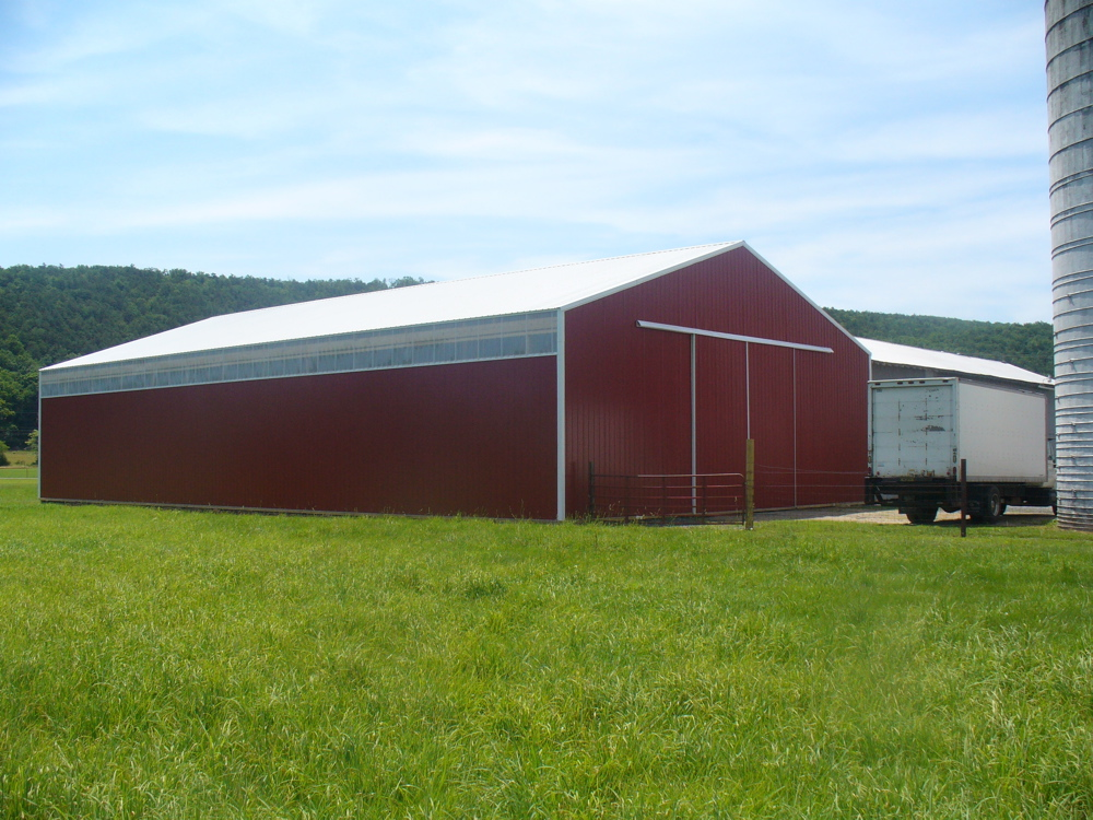 Hay Barn in Green Spring, WV