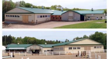 Indoor Riding Arenas Lancaster Pole Buildings