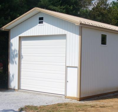 16ft x 14ft Garage Door