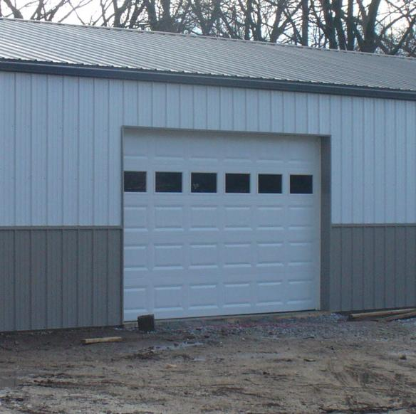 12ft X 8ft Door With Windows